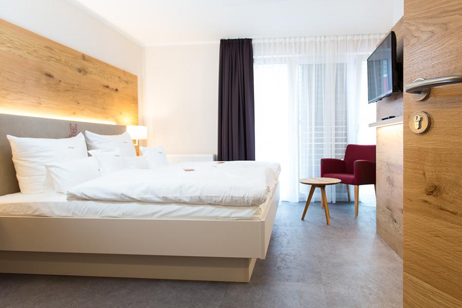 Zimmeransicht Högers Hotel & Restaurant