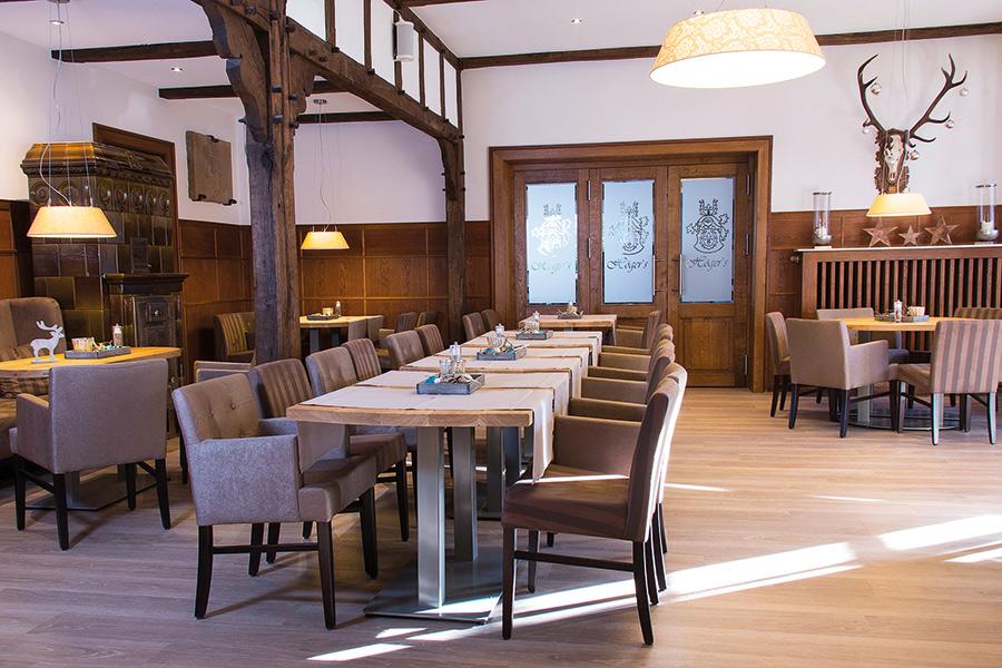 Speisesaal Högers Hotel & Restaurant
