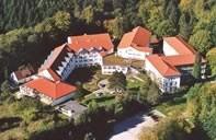 Luftbild Berghofklinik