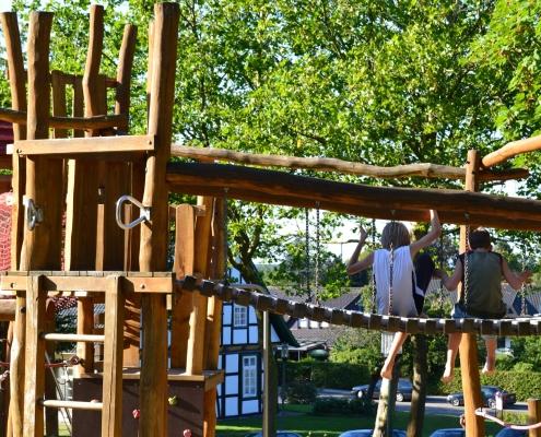 Kinder im Familienpark Bad Essen