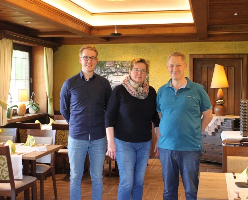 Familie Honermann vom Hotel Lindenhof