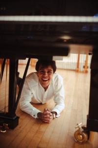 Pianist Parvis Hejazi