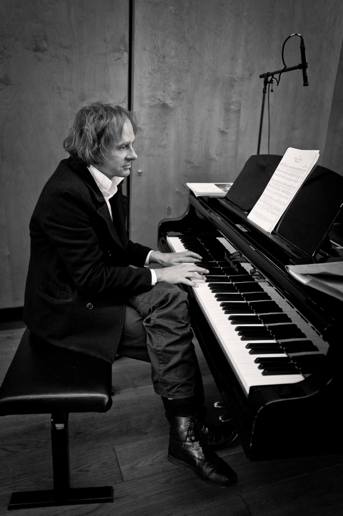 Tobias Rank am Piano