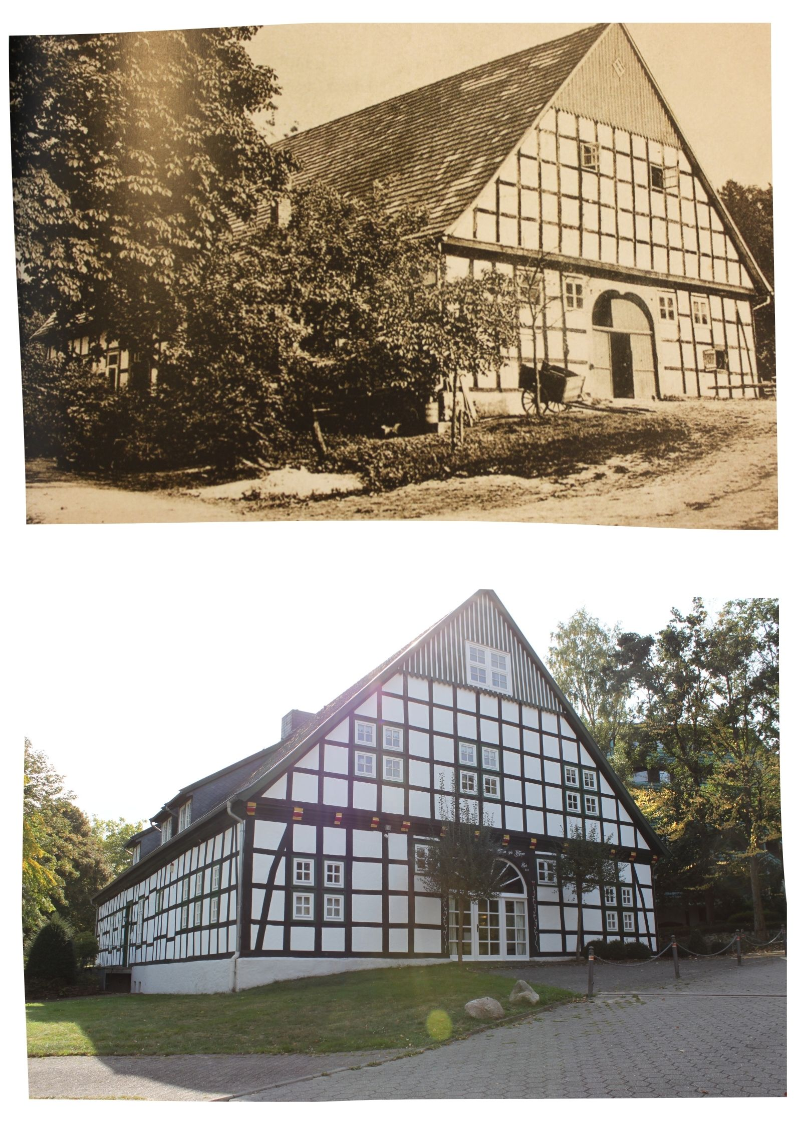 Collage Meyerhof Bad Essen