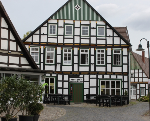 Fachwerkgebäude in Bad Essen