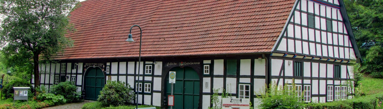 Altes Fachwerkgebäude