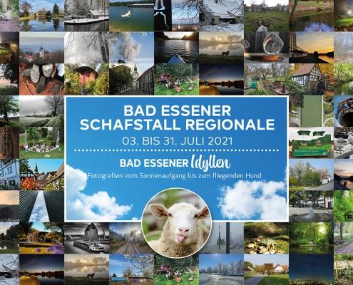 Schafstall Regionale 2021